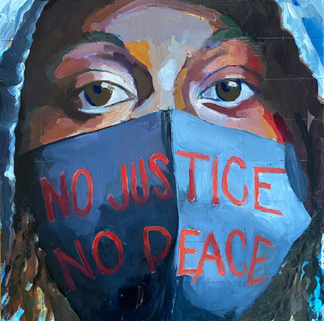 Black Lives Matter: For Justice, For Equality, For Liberty!