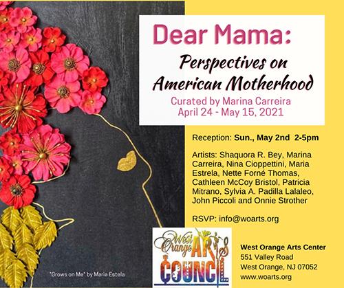 Dear Mama: Perspectives on American Motherhood