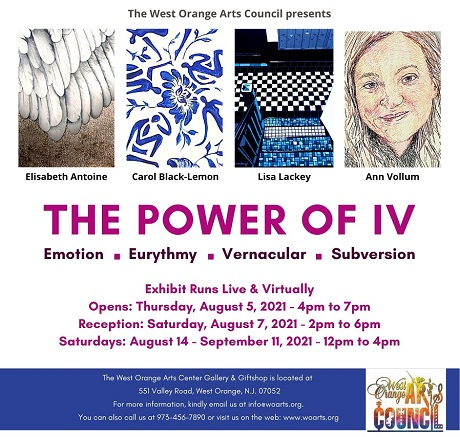 The Power of IV Exhibit – Coming this August